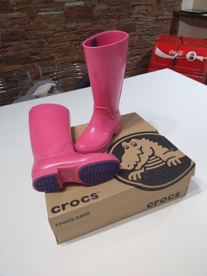 Botas Para Lluvia Crocs