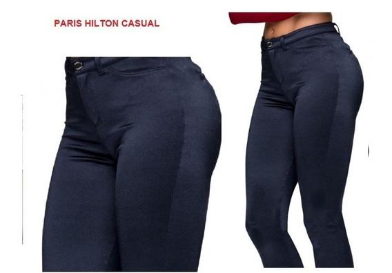 Leggings Casual Paris Hilton Color Azul Marino...