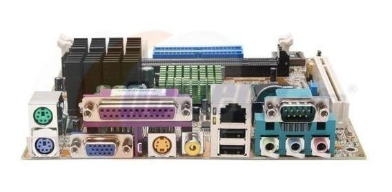 Kit Placa Mini Itx Via C3