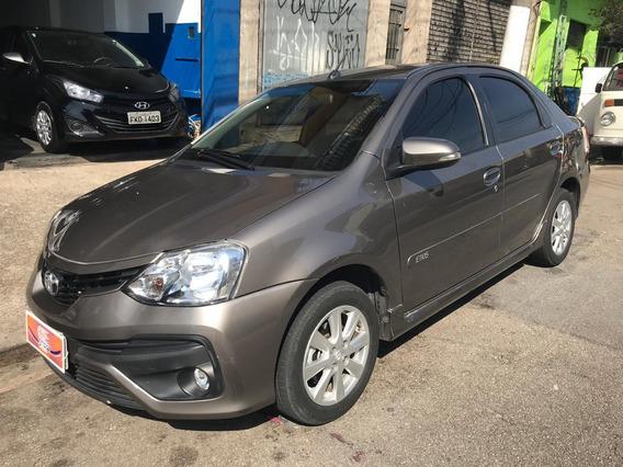 Toyota - Etios Sedan Xls Automático 1.5 - 2018