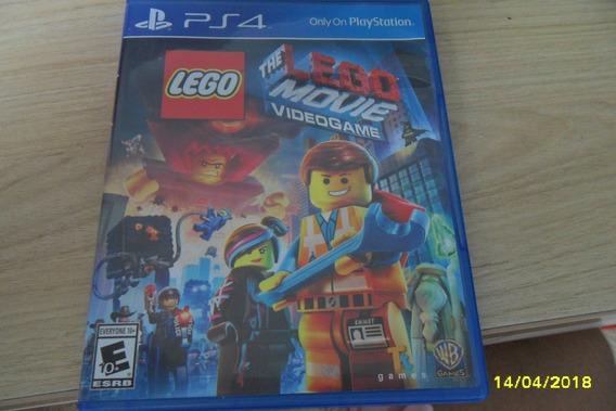 Jogo The Lego Movie Videogame - Ps4 Original - 1 Dia De Uso