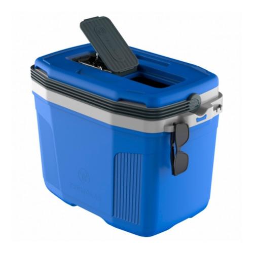 Caixa Térmica Cooler Suv 32 Litros Azul Termolar