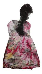 Vestido Fiesta Mujer M Marineblu Moda Regalo Navidad Amor Lo