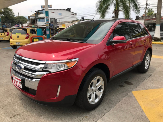 Ford Edge Limited 3.500 A/t 4x4 Full Equipo 2012
