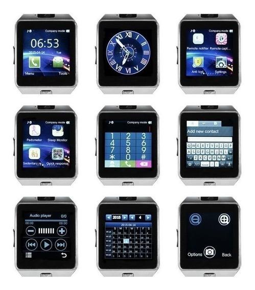 Smartwatch Dz09-1 Colores El Mejor Precio La Mejor Promocion