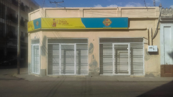 Alquiler De Local Comercial En La Calle Miranda Maracay