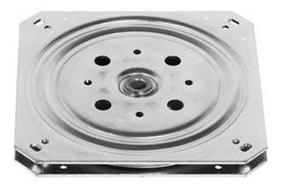 Plato Giratorio 155mm X 155mm Para Tv Hafele 150kg