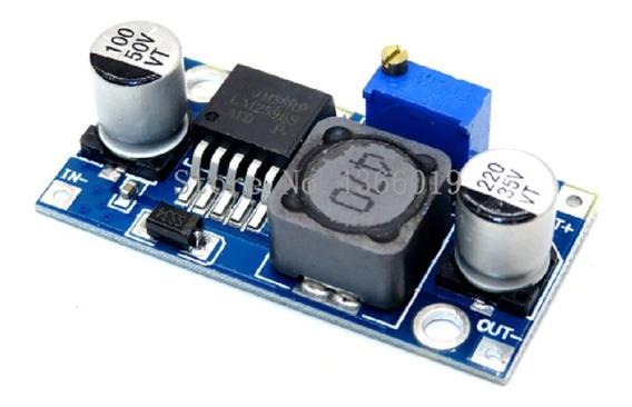 Regulador De Tensão Lm2596 3a Lm2596s Dc-dc 3-40v Ajustável
