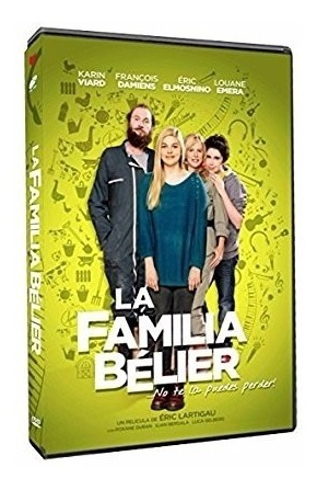 La Familia Belier Pelicula Dvd