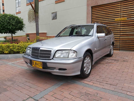 Mercedes-benz Clase C 240 T