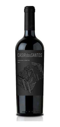 Vino Casir Dos Santos Gran Corte Cabernet Malbec 750ml Local