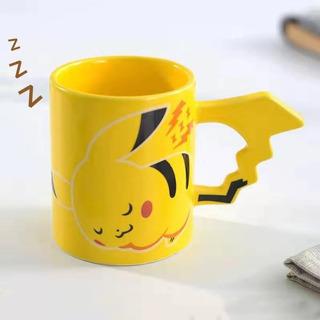 Pikachu Pokémon Taza Ceramica 370 Ml