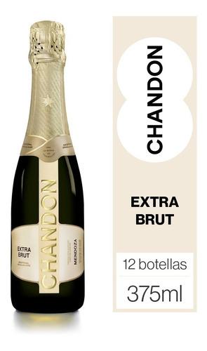 Imagen 1 de 5 de Chandon Extra Brut Caja 12u X 375ml