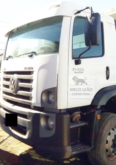 Vw 31-320 Constellation - 10/10 - Truck, Caçamba Rossetti