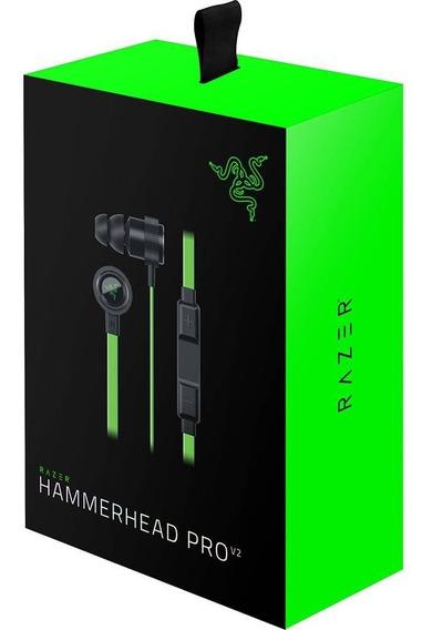 Fone Razer Hammerhead Pro V2 Com Microfone ( Novo, Original)