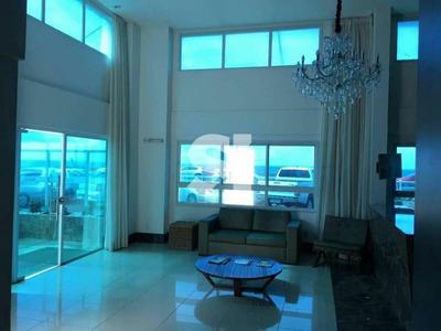 Ótimo Apartamento De Um Quarto E Sala - Armação - Vista Mar - Fs0202