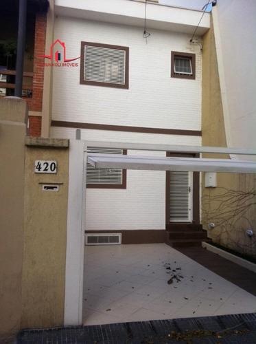 Casa Para Alugar No Bairro Santa Cecília Em São Paulo - Sp.  - 1775-2