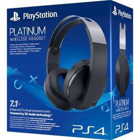 Headset Sony Platinum 7.1 Wireless