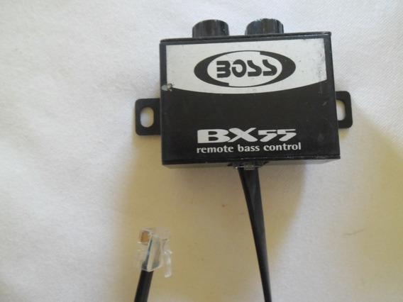 Controle Regulador Cross Over Crossover Boss Bx55 2/3 Via