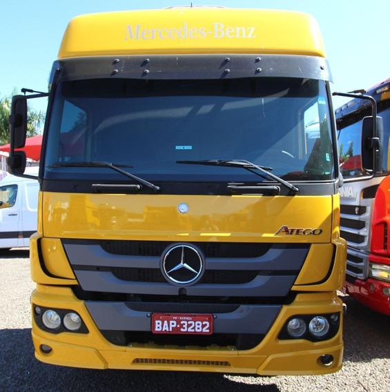 Mercedes-benz Atego 2426 - 2013/13 - 4x2 (bap 3282)