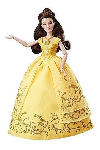 Imagen 1 de 6 de Muñeca De Princesa Disney Dpr Batb Belles Enchanting Ball Go