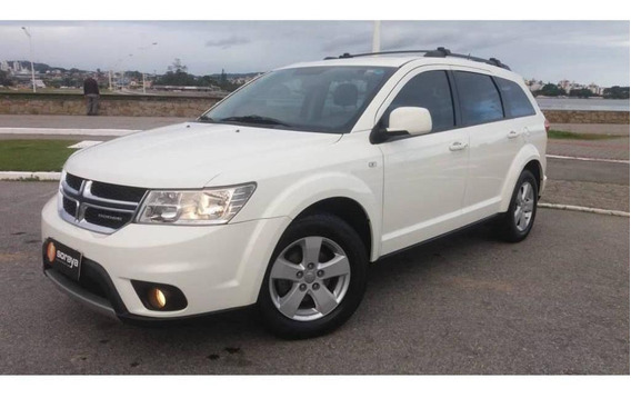 Dodge Journey Sxt 2012 Único Dono