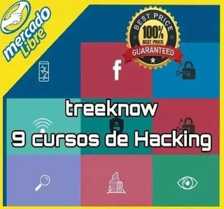 Treeknow 10 Cursos De Hacking Completos!