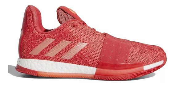 Tênis adidas James Harden Vol.3 Invade Coral, Imediato