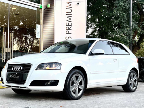 Gd Motors Audi A3 3ptas Stronic 2013 Unico Dueño Serv Of