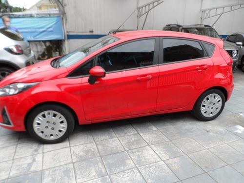 Imagem 1 de 9 de Ford Fiesta Se 1.6 Flex 2018, Único Dono, Excelente Estado.