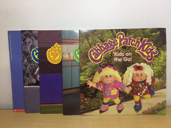 Cabbage Patch Kids Lote 5 Revistas 1997 Colección B3