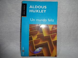 Un Mundo Feliz Aldous Huxley Imb