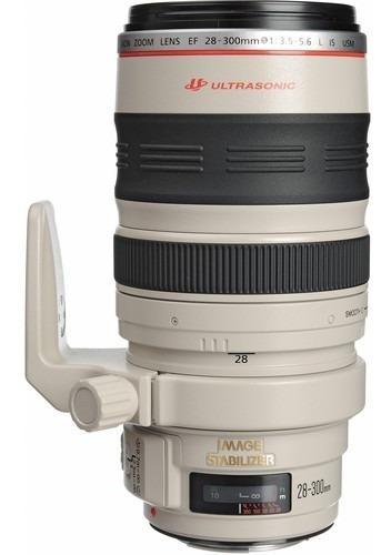 Lente Canon Ef 28-300mm F/3.5-5.6l Is Usm