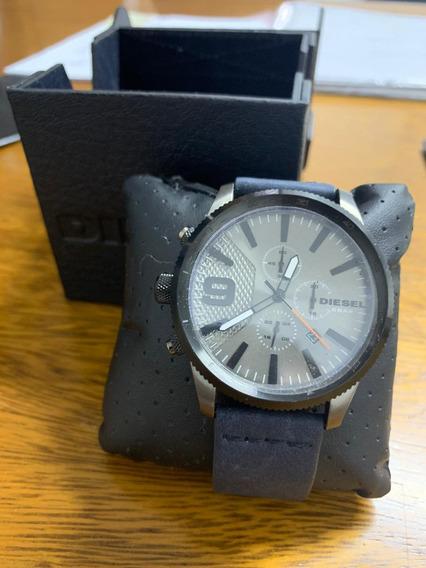 Relógio Diesel Original Na Caixa - Com Plástico