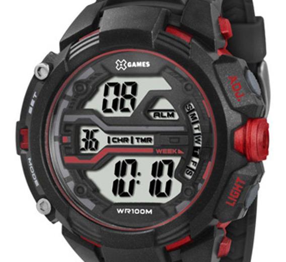 Relógio X-games Masculino Xmppd348 Bxpx C/ Garantia E Nf