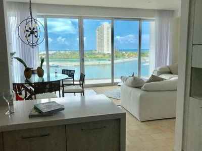 Exclusivo Departamento En Aria Puerto Cancún