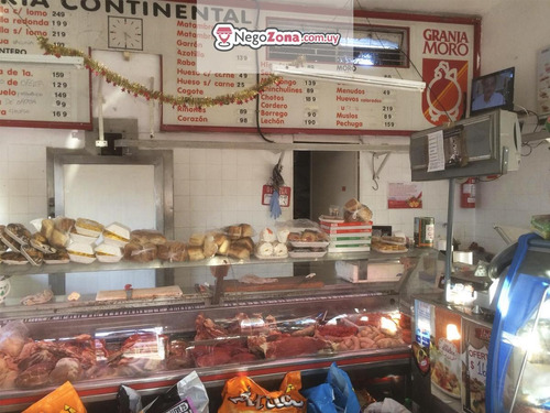 Fondo De Comercio - Carnicería - Malvin Norte