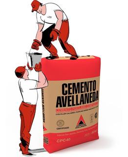 Bolsa Cemento Avellaneda X 50 Kg