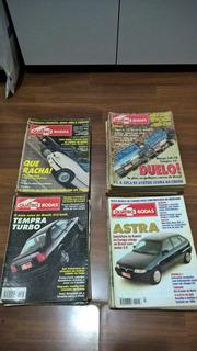 Quatro Rodas - 85 Revistas - Década De 90 E Algumas De 2000