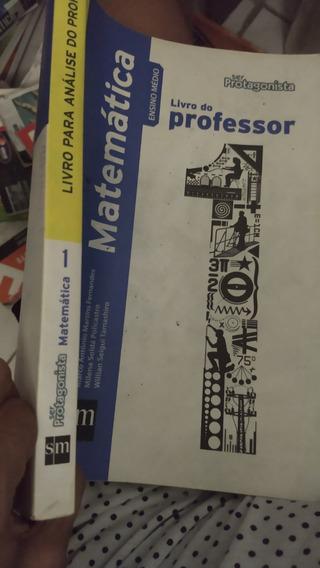 Matemática Ser Protagonista Vol 1 Ensino Médio ( Professor )