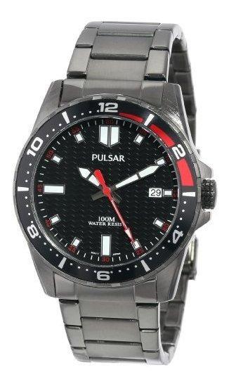 Pulsar Ps9105 - Reloj Analógico De Cuarzo Japonés, Unisex, C
