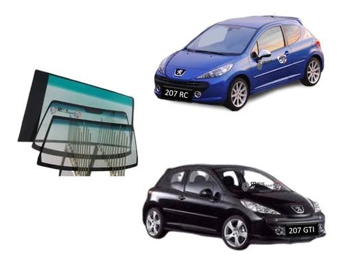 Parabrisas P/ Peugeot 206 Y 207 Gti Y Rc Versiones C/sensor