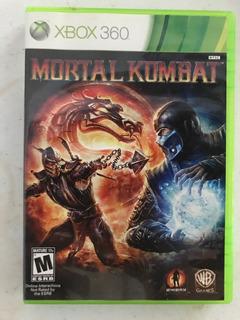 Mortal Kombat, Xbox 360