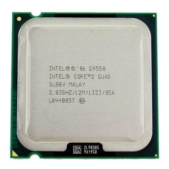 Processador Intel Core 2 Quad Mod. Q9550 (2.83ghz/12m/1333)