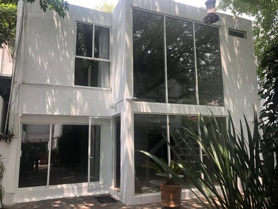 Hermosa Y Exclusiva Casa En Lomas De Chapultepec