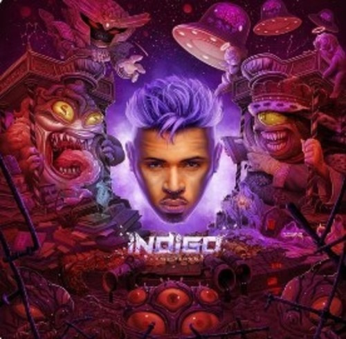 Chris Brown Indigo Cd Us Import
