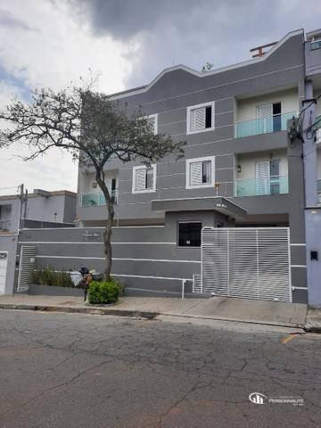 Cobertura Com 2 Dormitórios À Venda, 50 M² Por R$ 425.000,00 - Vila Valparaíso - Santo André/sp - Co0032