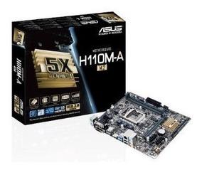 Kit Gamer Intel Core I3 7100 Placa Asus H110 8gb Ddr4 2400mh