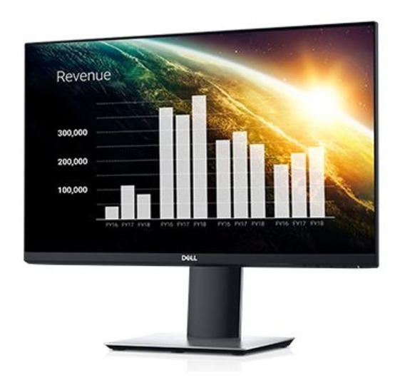 Monitor Dell Professional Led Full Hd Ips 23 P2319h Preto