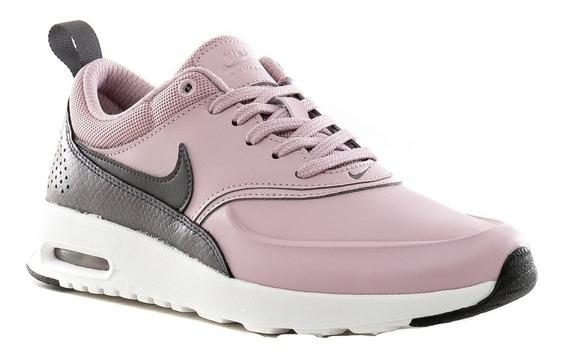 Zapatillas Nike Air Max Thea Prm Plum - Mujer